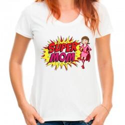 koszulka dla mamy super mom