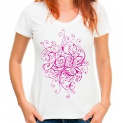 koszulka damska LOVE 8