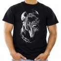 Koszulka męska z psem cane corso mastiff