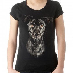 Koszulka damska z Psem Eagle Style