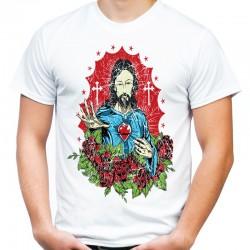 koszulka religijna męska