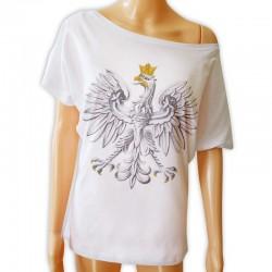 tunika damska z orłem