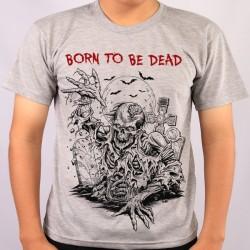Koszulka ZOMBIE born to be dead