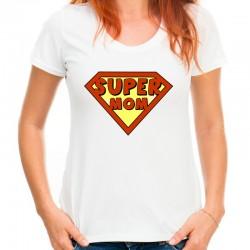 koszulka dla mamy super mom 2