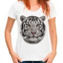 koszulka z białym tygrysem