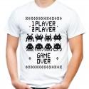 Koszulka dla gracza game over