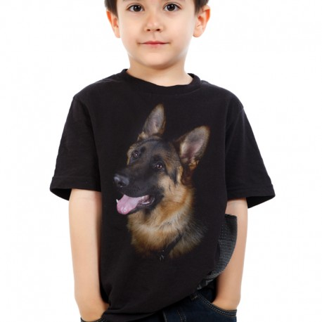 Koszulka dziecięca z psem