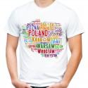Koszulka męska Polska