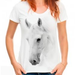 koszulka damska z koniem