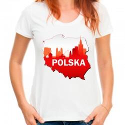 Koszulka damska Polska