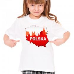 Koszulka Polska dziecięca