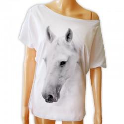 tunika z głową konia