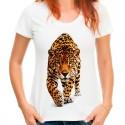 koszulka damska  z Jaguarem KT001
