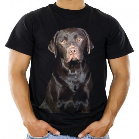 Koszulka z Labradorem