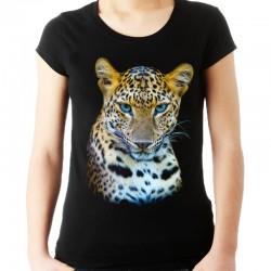 bluzka z leopardem