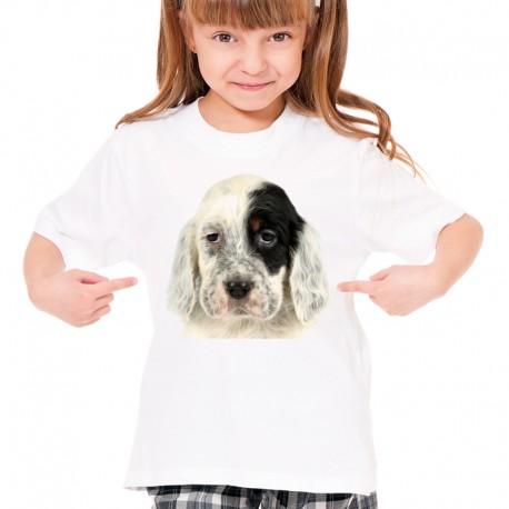 Koszulka z psem Cocker Spanielem