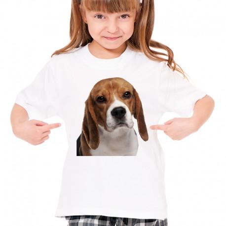 Koszulka z psem Labradorem
