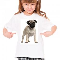 Koszulka z psem Buldogiem