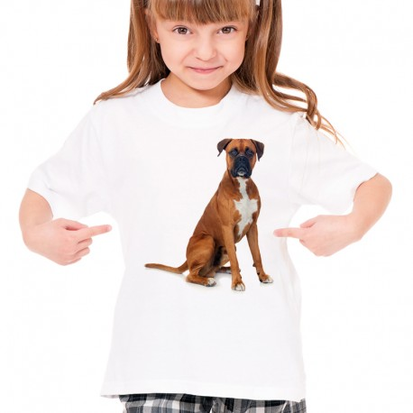 Koszulka z psem Cziłała