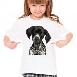 Koszulka z psem Wyżłem