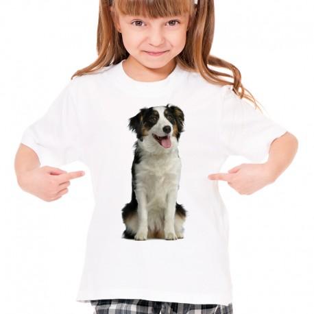 Koszulka z Amstaffem