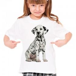 Koszulka z Dalmatyńczykiem