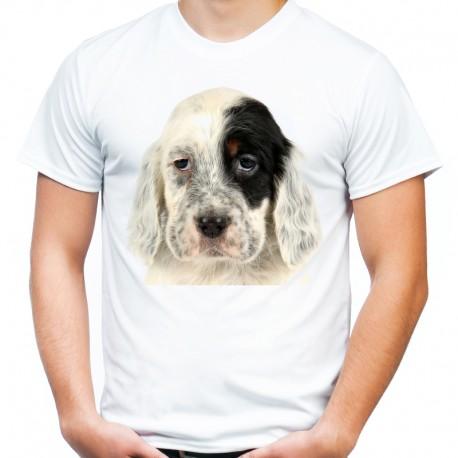 Koszulka z psem Cocker Spaniel