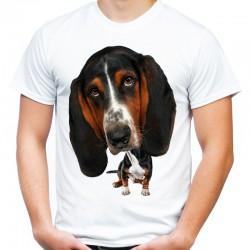 Koszulka z psem terierem