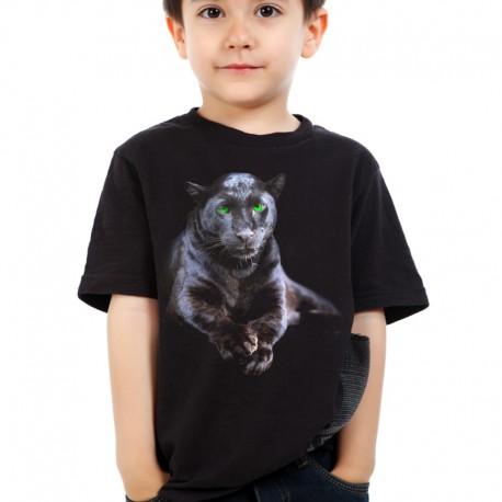 Koszulka dziecięca z pumą
