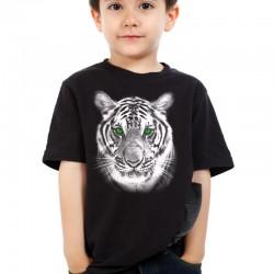 Koszulka dziecięca z tygrysem