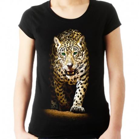 koszulka czarna z pumą