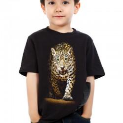 Koszulka dziecięca z Jaguarem