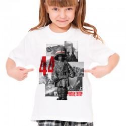 Koszulka z Powstańcem Pamiętamy