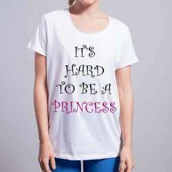 "Bluzka "" It`s hard to be a Princess """