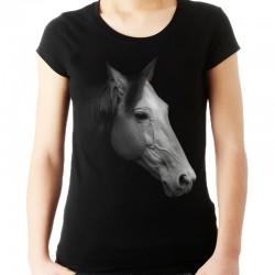 Bluzka z głową konia