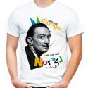 Koszulka z Salvadorem Dali