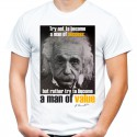 Koszulka Albert Einstein Value