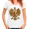 Koszulka z orłem złotym