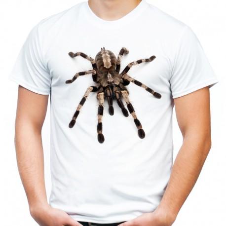 T-shirt z pająkiem 3d