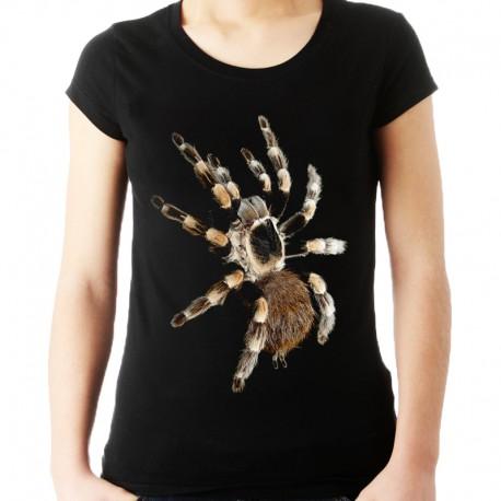 Bluzka z pająkiem 3d