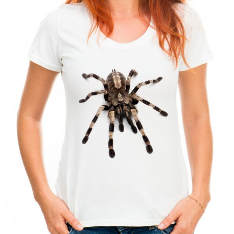 Koszulka z pająkiem Tarantula 3d