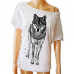 Tunika z wilkiem