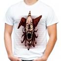 Koszulka z klaunem