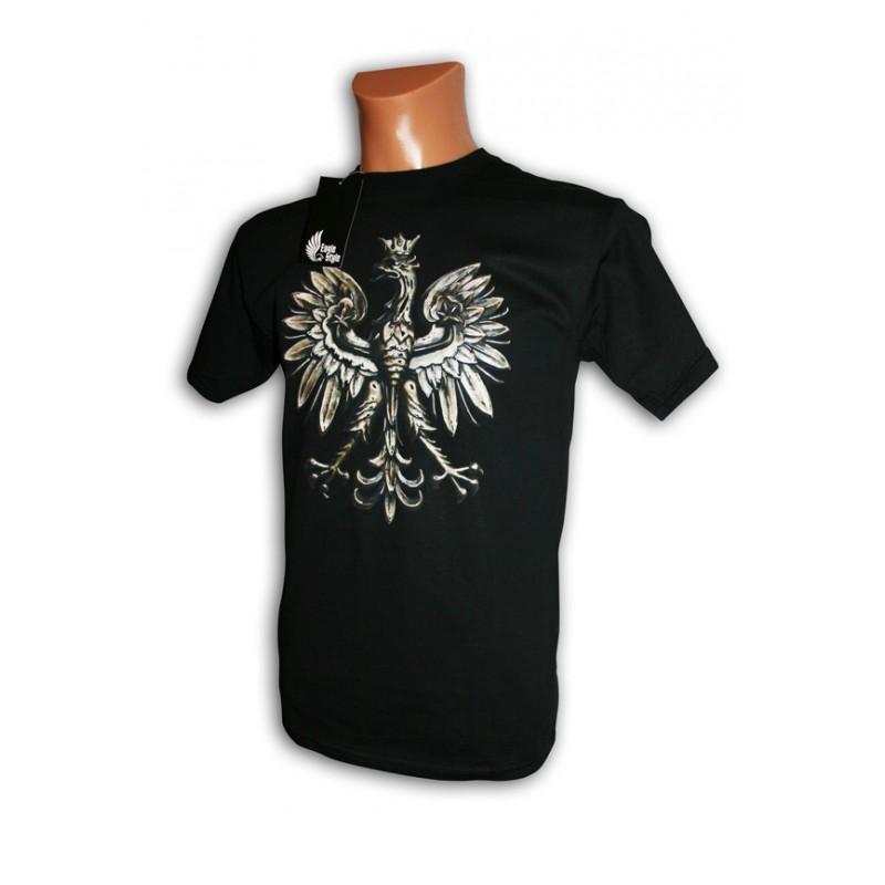 01f41fd4f846 Koszulka męska z Orłem Eagle Style - Sklep Miromiko