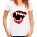 Koszulka z wampirem