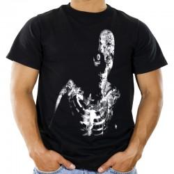 Koszulka ze szkieletem