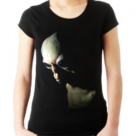 koszulka damska z ufo