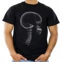 Koszulka z czaszką x-ray