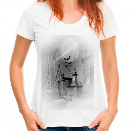 Koszulka cmentarz