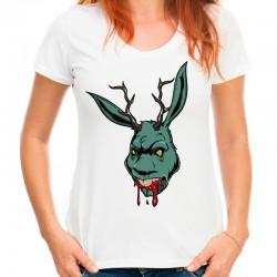 Koszulka Królik Zombie